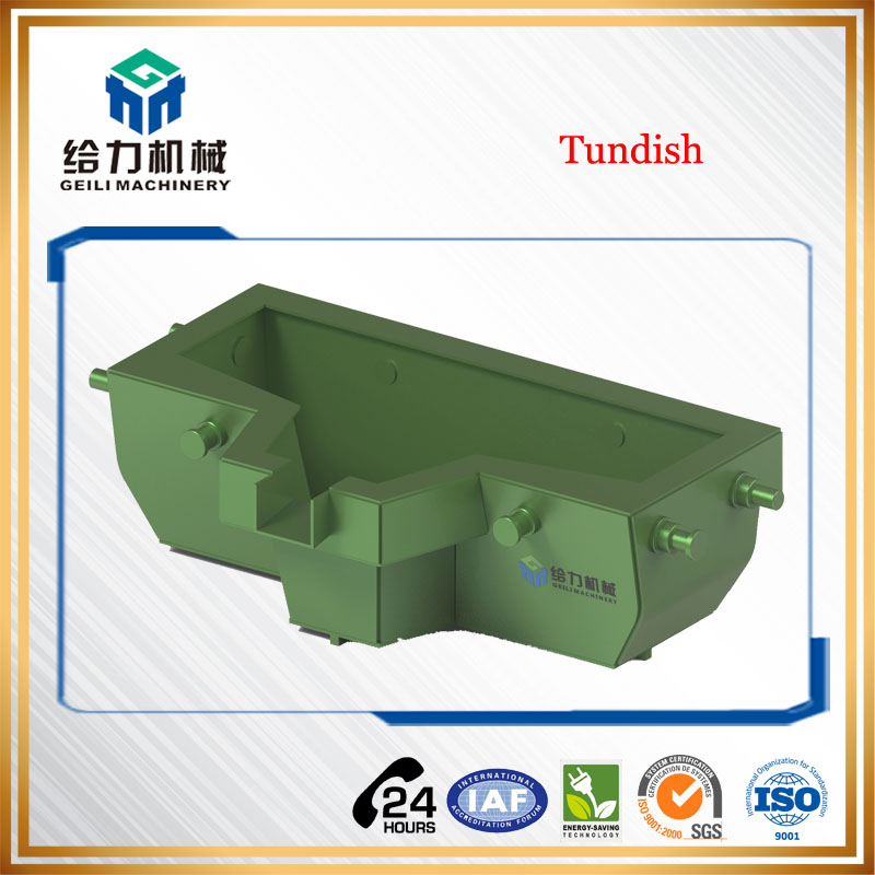 Casting Machine Tundish Tank