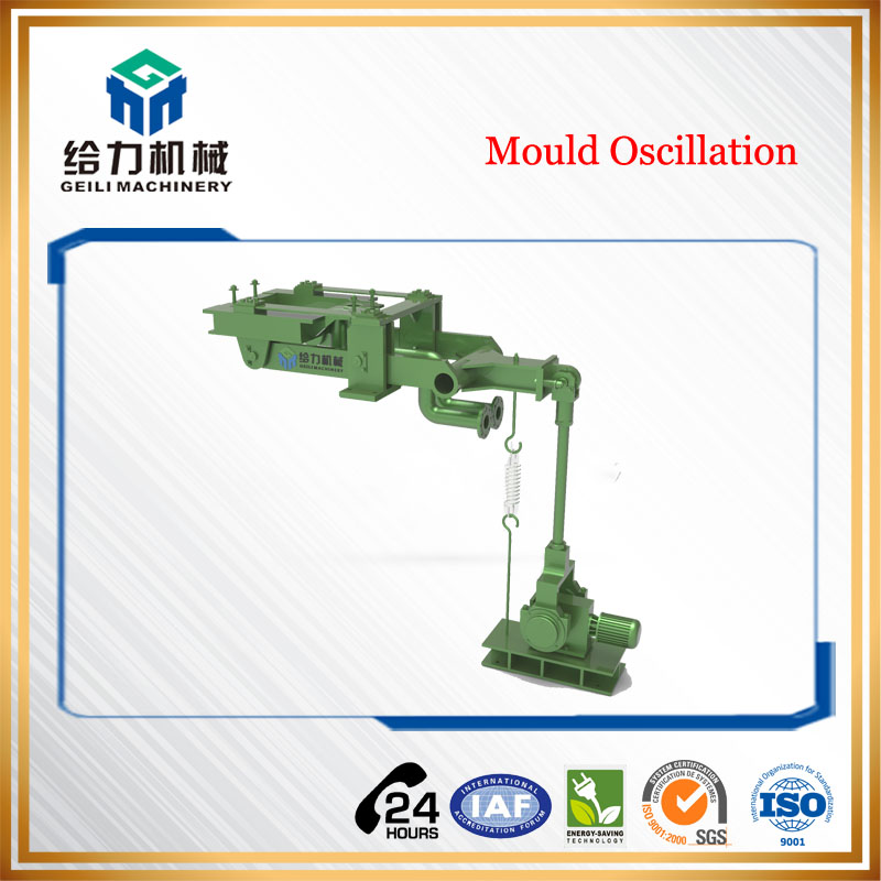 Crystallizer Mould Oscillation Device