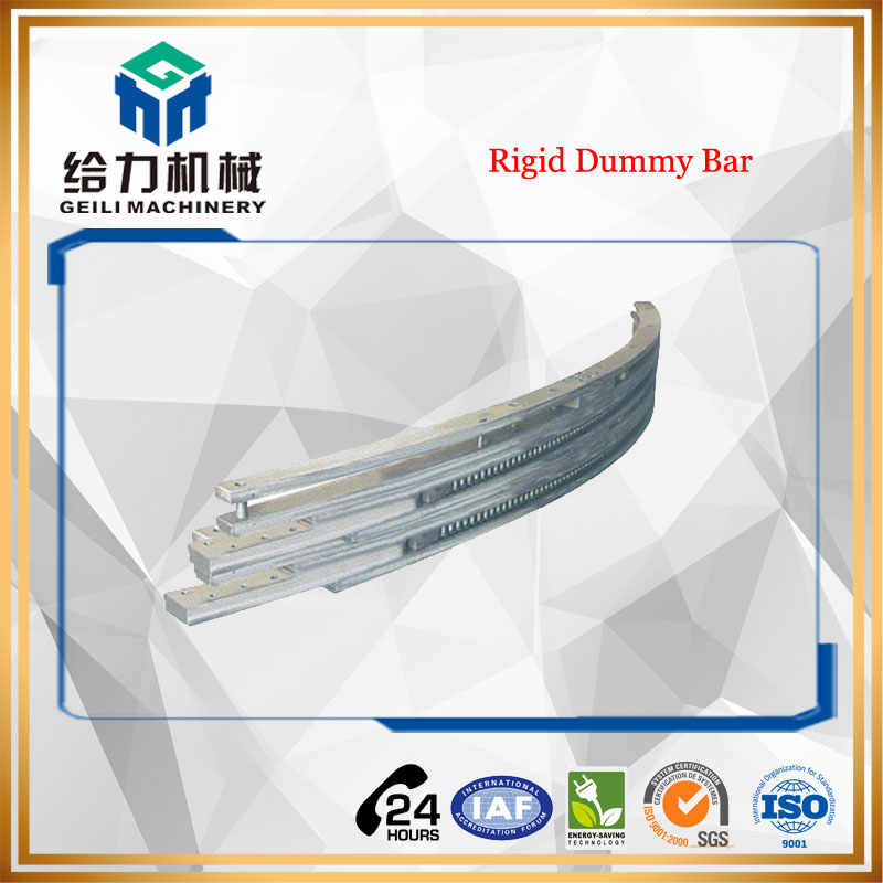 Rigid Dummy Bar - Arc Radius Continuous Casting Machine